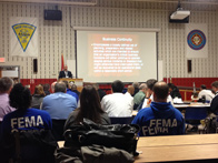 FEMA-sponsored Exercise in New Haven, CT
