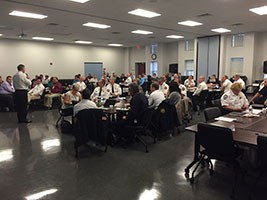 RaCERS coordinated a FEMA Region III-sponsored Tabletop Exercise