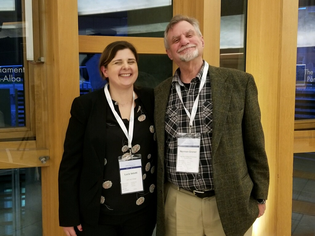 RACERS FACULTY VELOTTI, GRONER PRESENT PAPERS AT INTERNATIONAL PUBLIC ADMINISTRATION CONFERENCE
