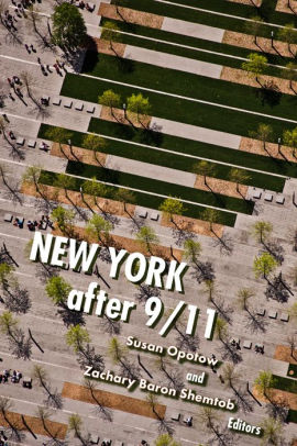 RaCERS Faculty Groner, Jennings included in edited volume New York After 9/11
